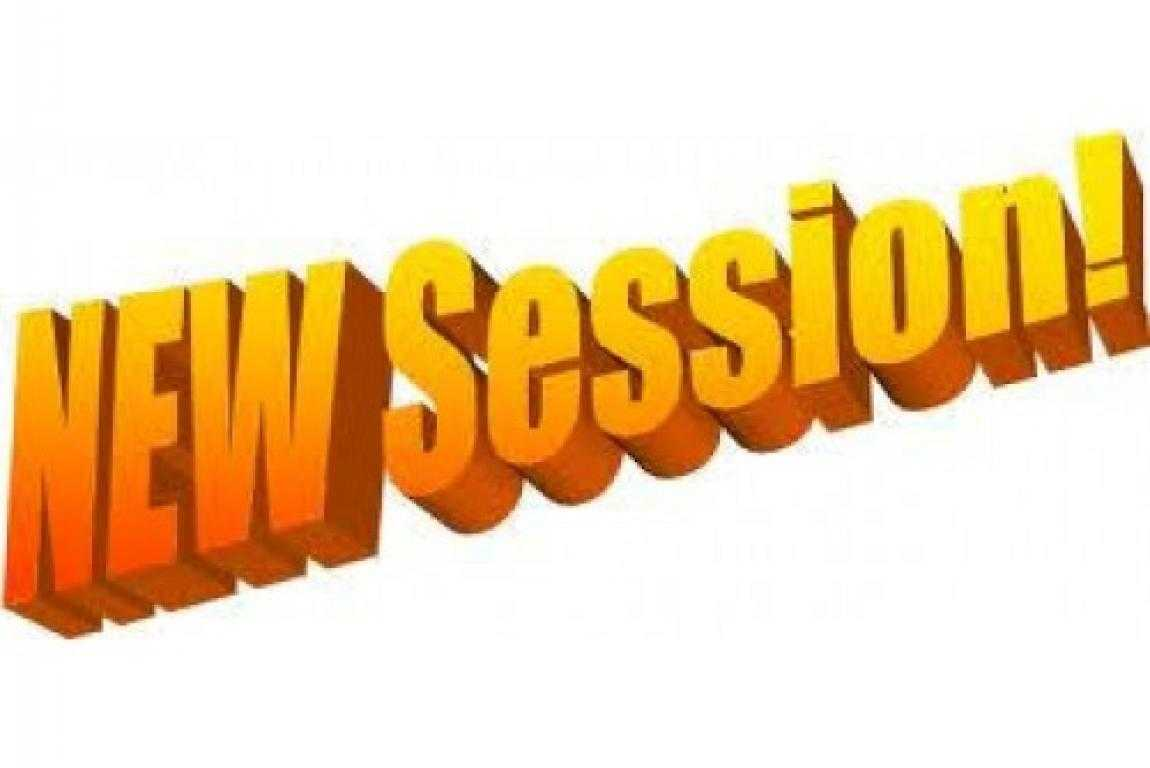 New Session